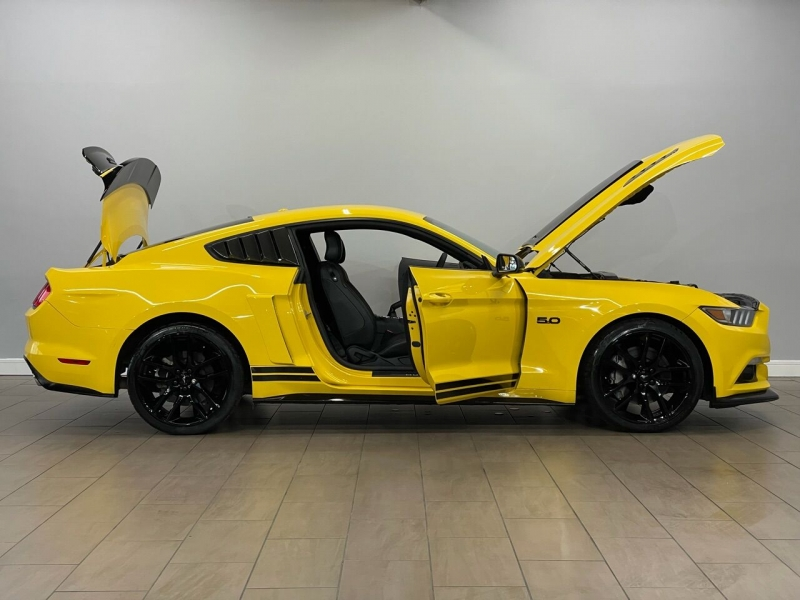 Ford Mustang 2015 price $35,495