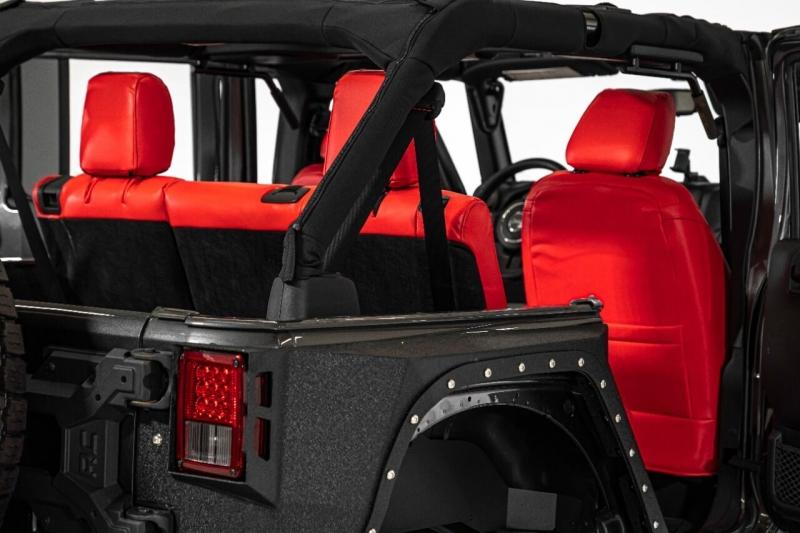 Jeep Wrangler Unlimited 2017 price $43,995