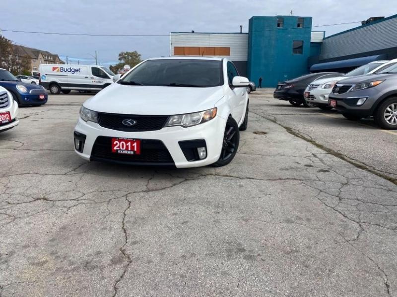 Kia Forte Koup 2011 price $4,995