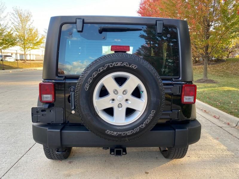 Jeep Wrangler 2012 price $17,995