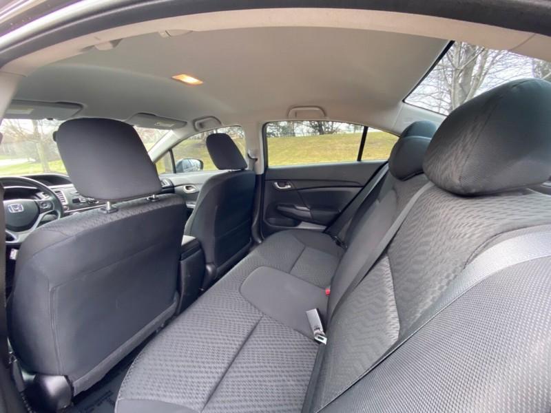 Honda Civic 2014 price $10,995