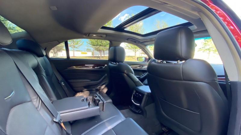 Cadillac CTS 2015 price $22,495