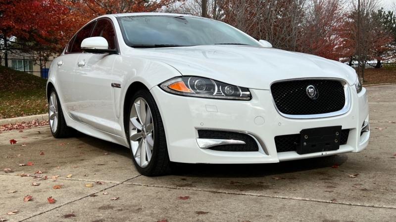 Jaguar XF 2013 price $21,995