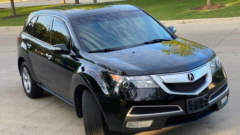 Acura MDX 2012 price $17,995