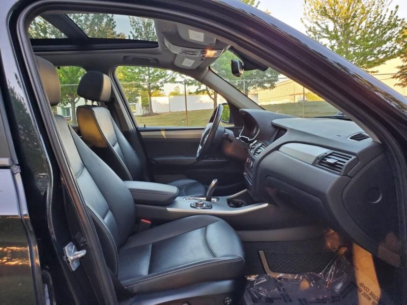 BMW X3 2012 price $13,995