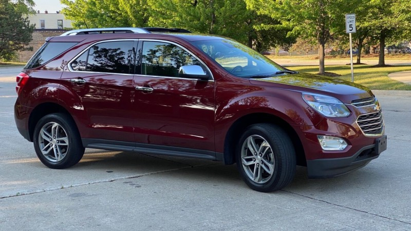 Chevrolet Equinox 2016 price $18,995