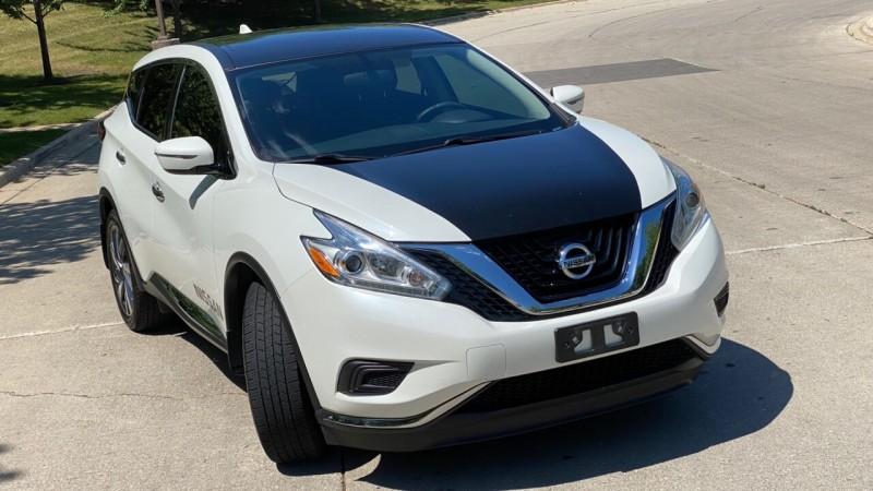 Nissan Murano 2017 price $22,495