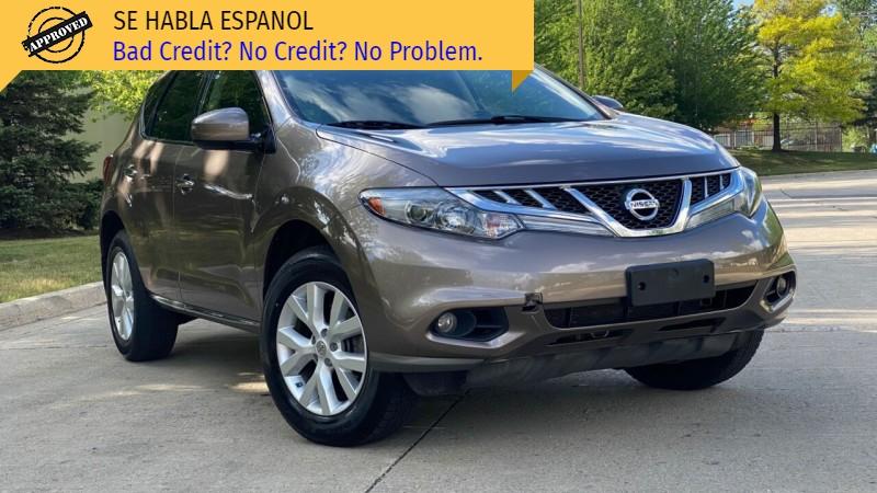 Nissan Murano 2013 price $18,995