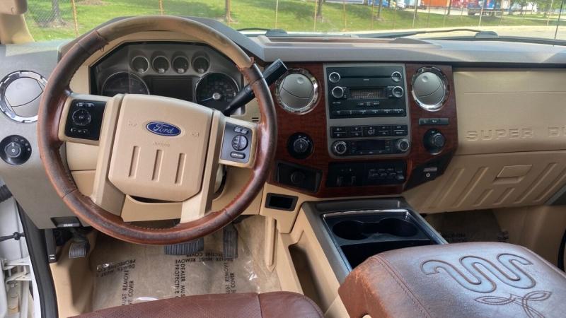 Ford F-250 Super Duty 2011 price $29,995