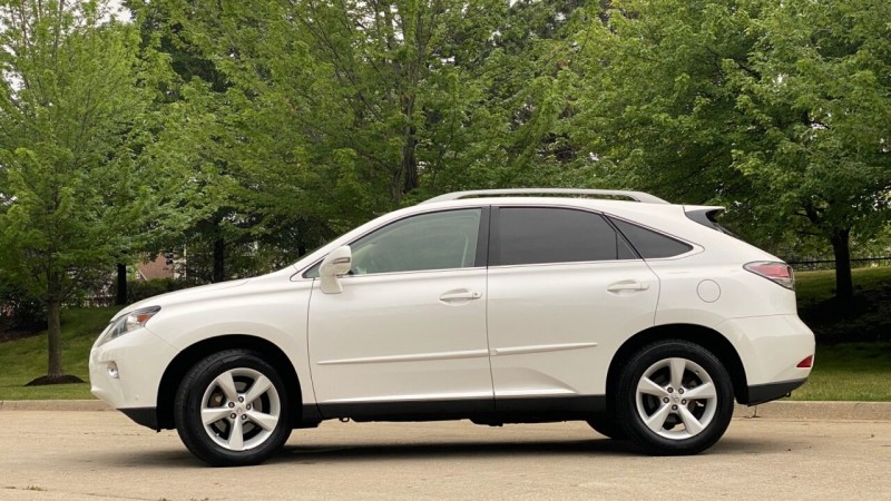 Lexus RX 350 2013 price $21,995