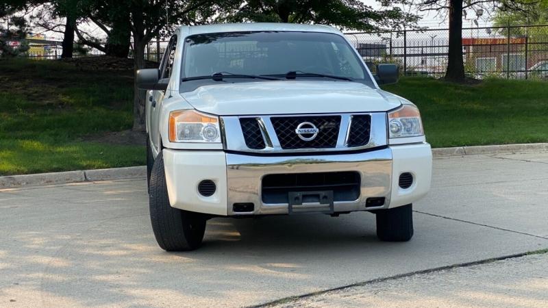 Nissan Titan 2012 price $17,995