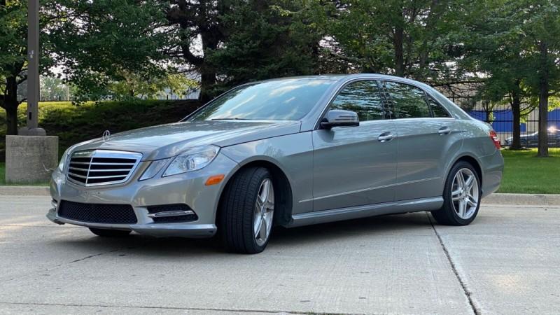 Mercedes-Benz E-Class 2013 price $13,995