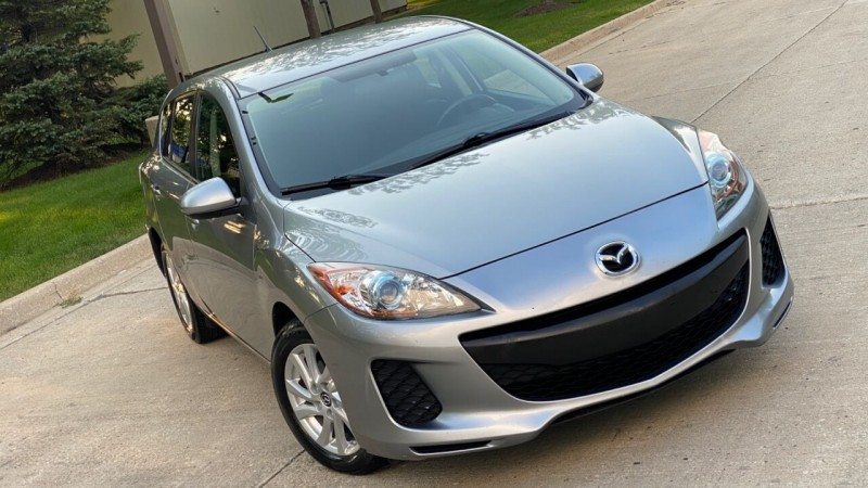 Mazda MAZDA3 2013 price $12,995