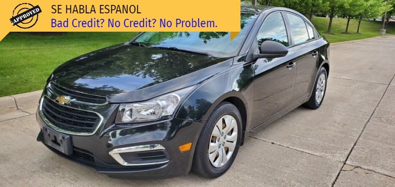 Chevrolet Cruze Limited 2016 price $9,495