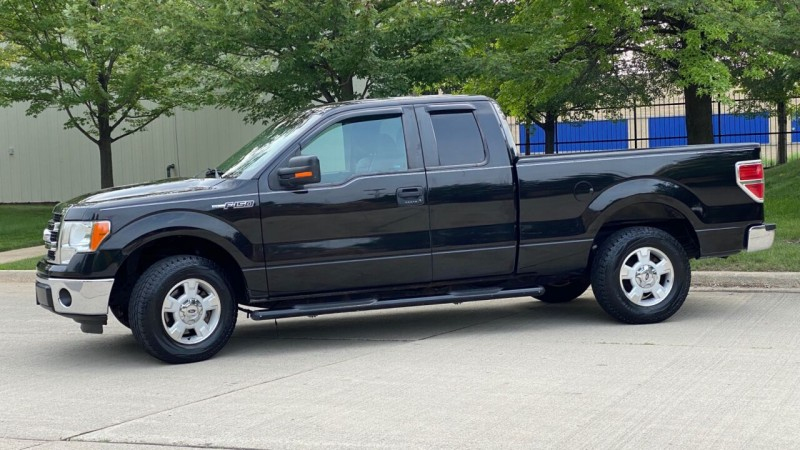 Ford F-150 2013 price $1