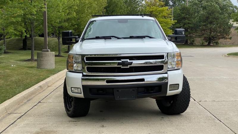 Chevrolet Silverado 1500 2011 price $21,995