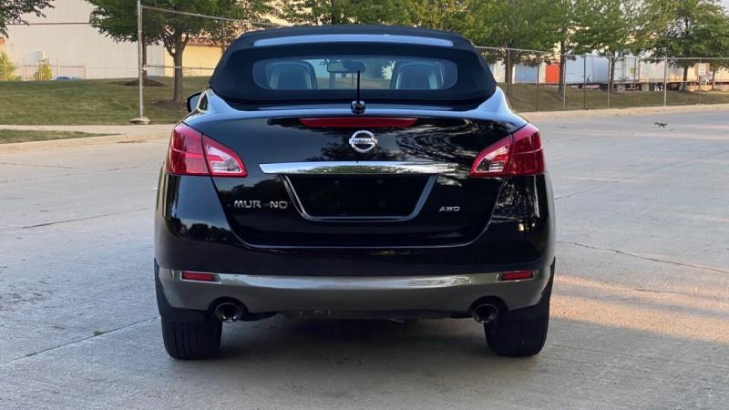 Nissan Murano CrossCabriolet 2014 price $18,993