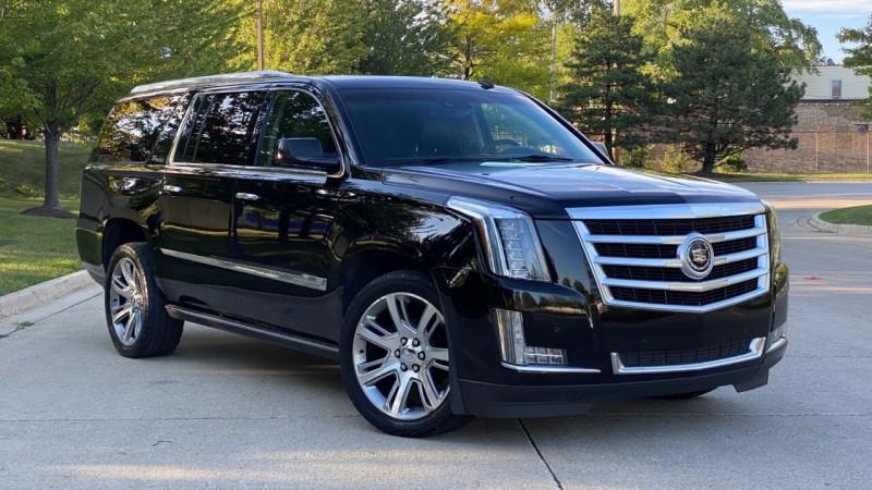 Cadillac Escalade ESV 2015 price $36,995
