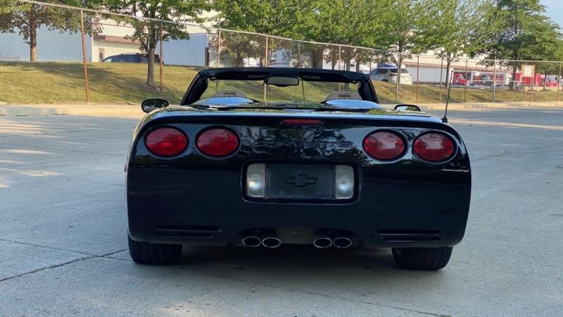 Chevrolet Corvette 2003 price $14,995