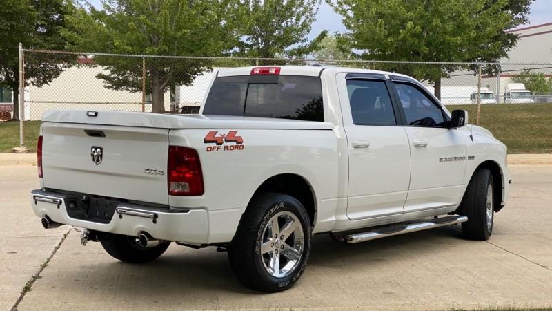 RAM Ram Pickup 1500 2011 price $24,995