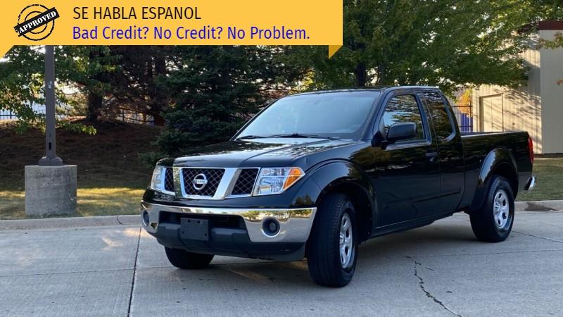 Nissan Frontier 2008 price $9,995