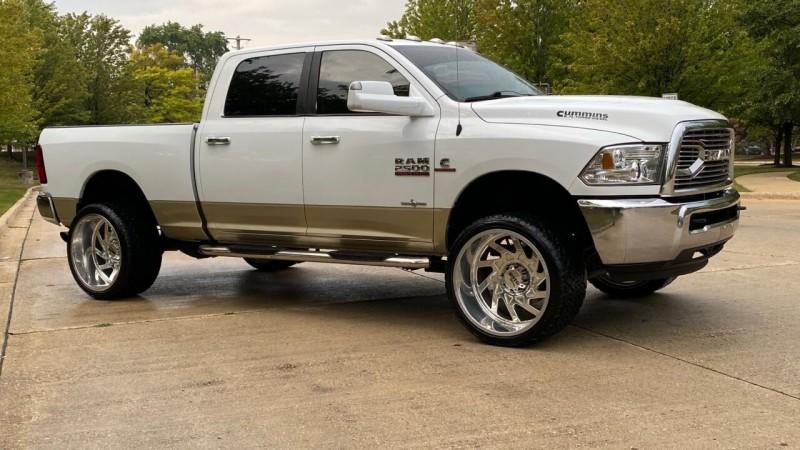 RAM Ram Pickup 2500 2014 price $39,995