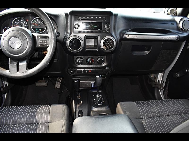 Jeep Wrangler Unlimited 2012 price $26,999