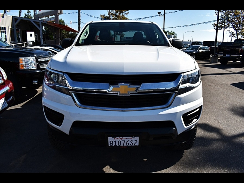 Chevrolet Colorado 2017 price $22,999