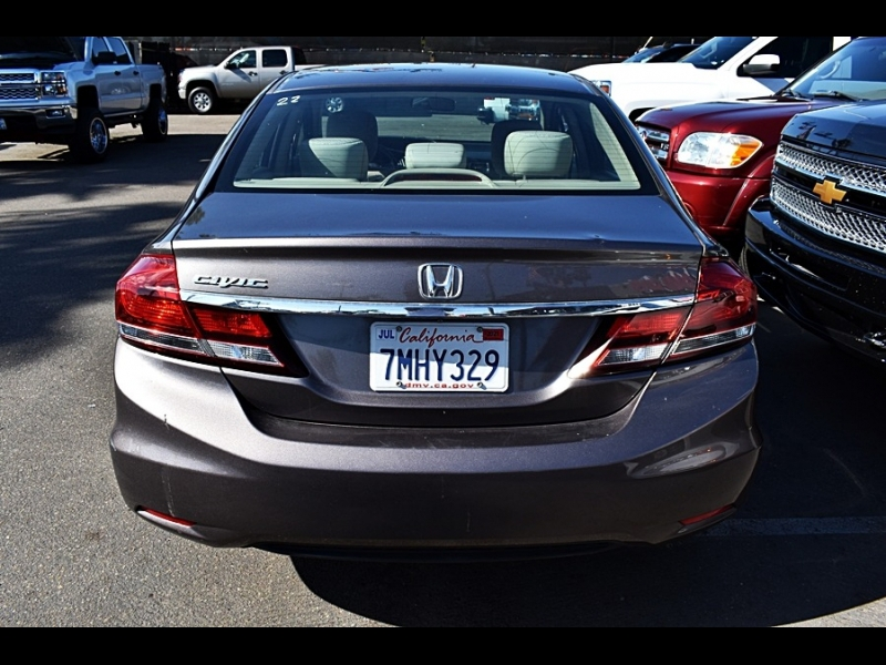 Honda Civic Sedan 2015 price $12,999