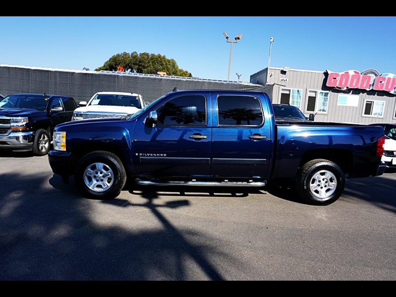 Chevrolet Silverado 1500 2008 price $18,999