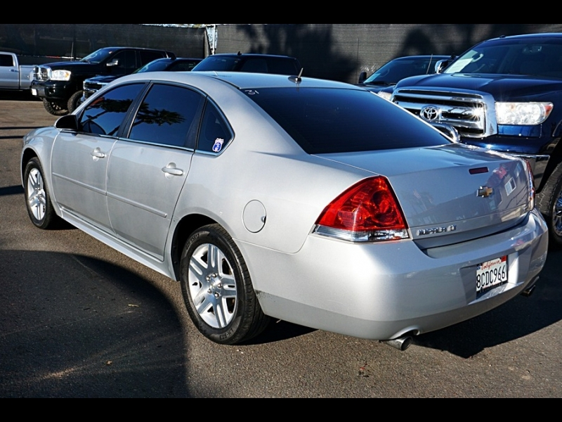 Chevrolet Impala Limited 2014 price $11,999