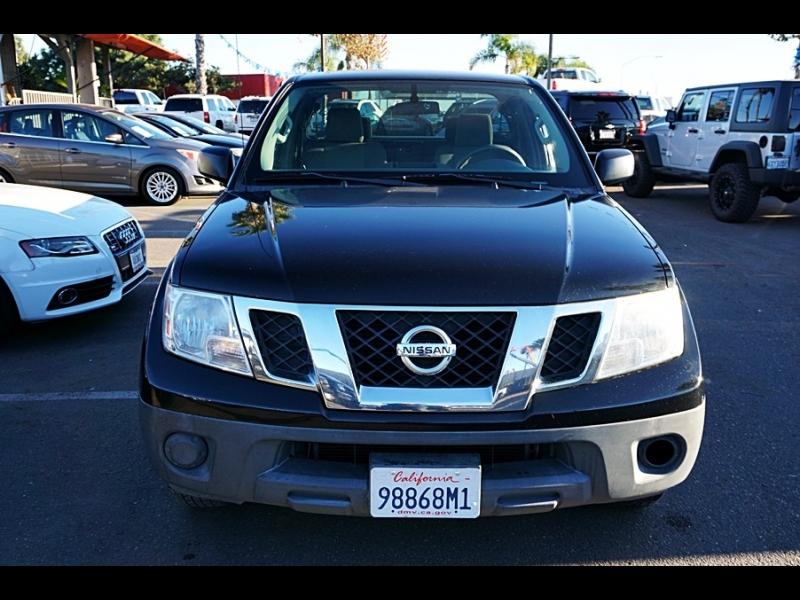 Nissan Frontier 2014 price $12,999