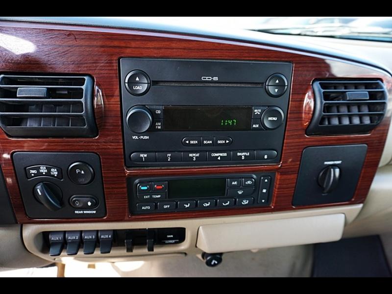 Ford Super Duty F-250 2007 price $25,999