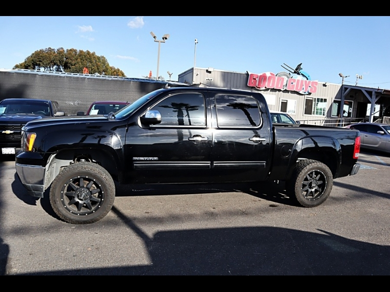 GMC Sierra 1500 2011 price $19,999