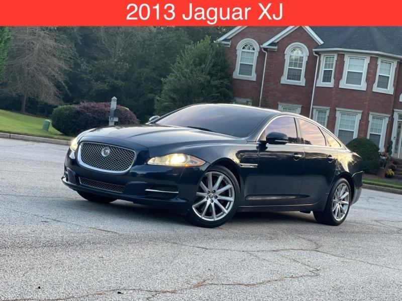 JAGUAR XJ 2013 price $21,000