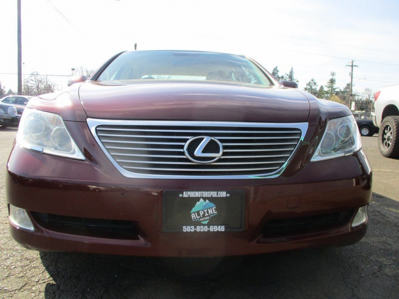 LEXUS LS 2007 price $14,000