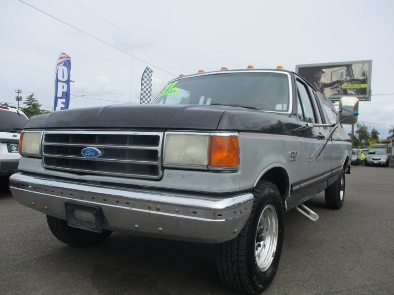 FORD F250 1991 price $3,999