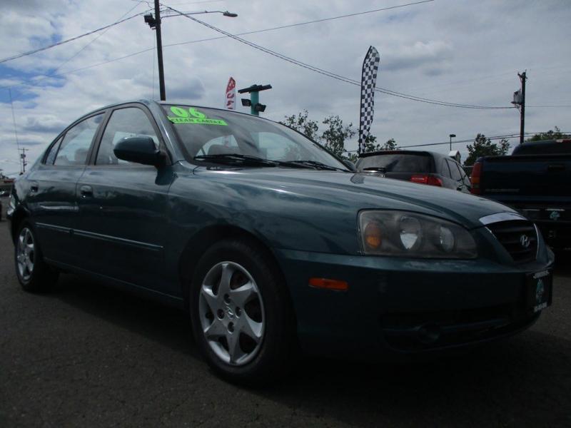 HYUNDAI ELANTRA 2006 price $3,999