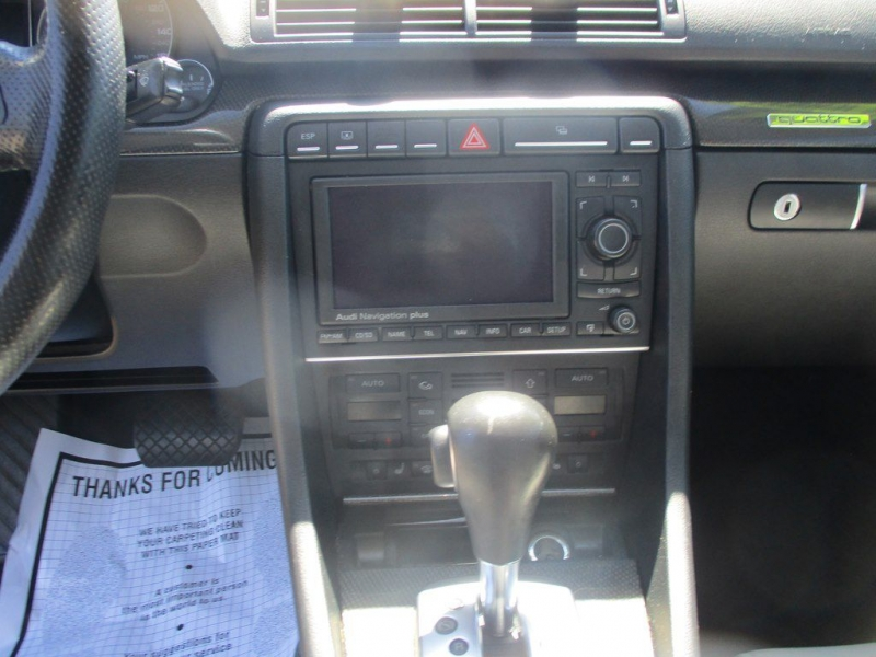 AUDI NEW S4 2007 price $9,000
