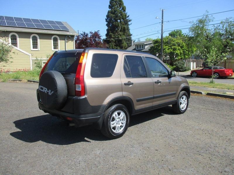 HONDA CR-V 2002 price $2,999