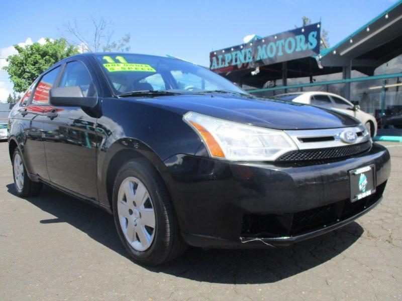 FORD FOCUS 2011 price $3,750