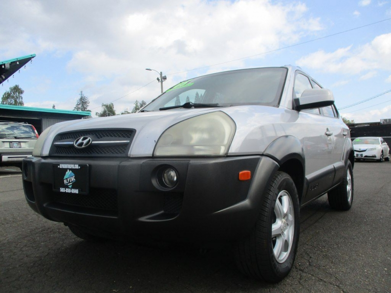 HYUNDAI TUCSON 2005 price $3,750