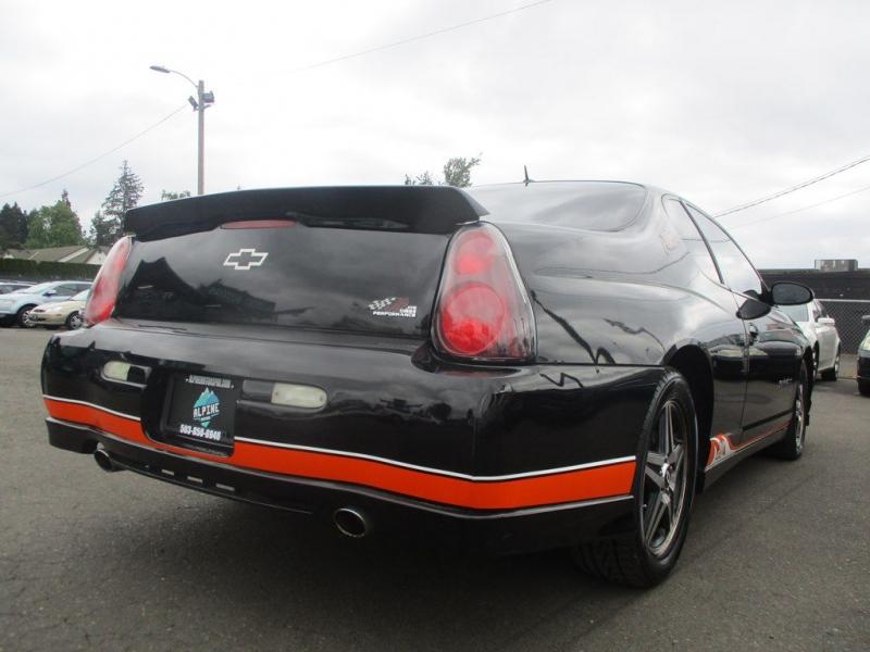 CHEVROLET MONTE CARLO 2005 price $6,999