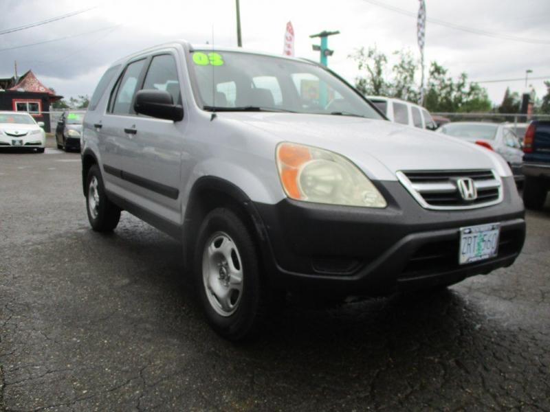 HONDA CR-V 2003 price $5,250