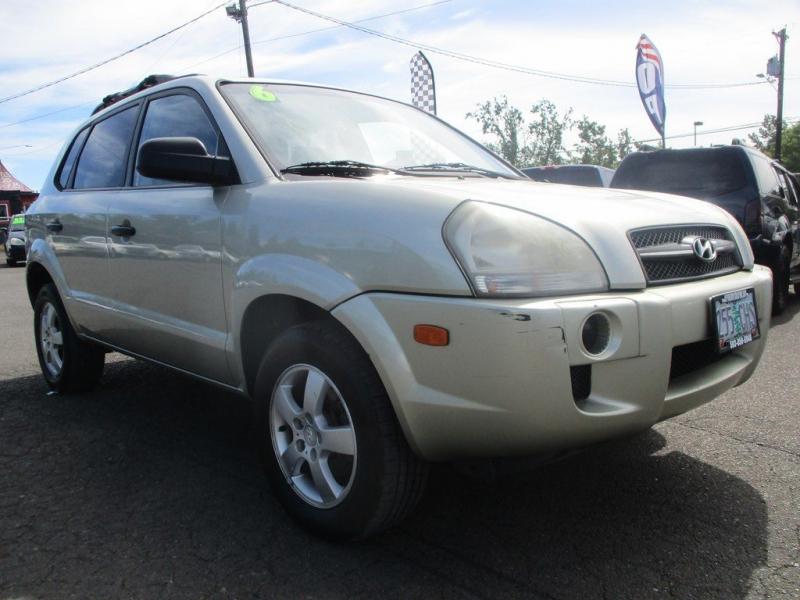 HYUNDAI TUCSON 2006 price $3,499