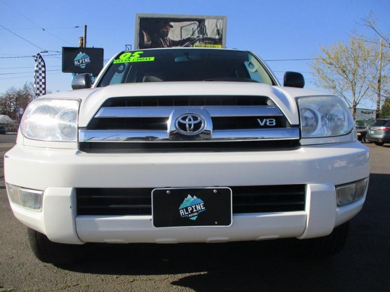 TOYOTA 4RUNNER 2005 price $8,499
