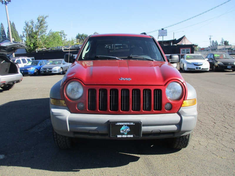 JEEP LIBERTY 2005 price $3,500