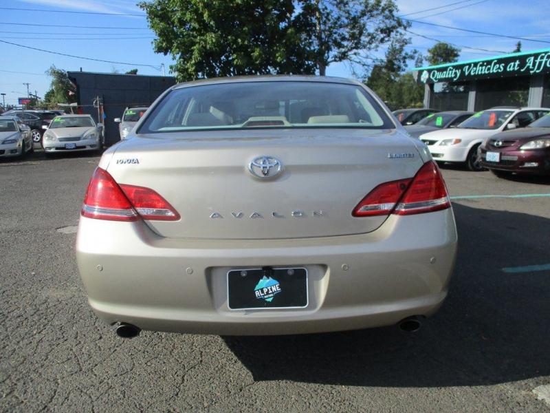 TOYOTA AVALON 2006 price $7,999