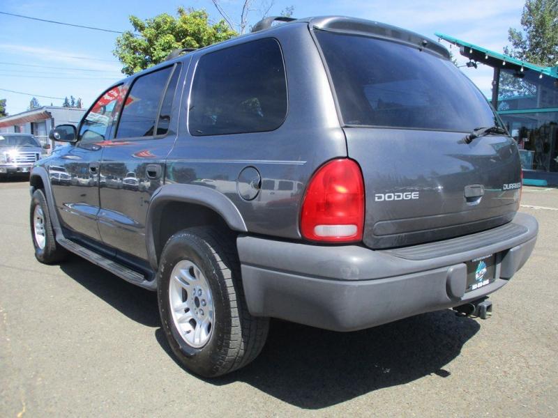DODGE DURANGO 2003 price $4,500