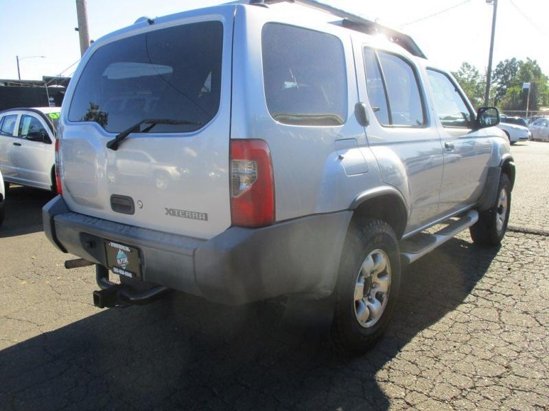 NISSAN XTERRA 2001 price $4,500